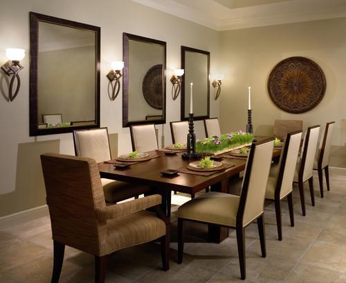 decoracion-de-comedores-grandes1 | Curso de Decoracion de interiores ...