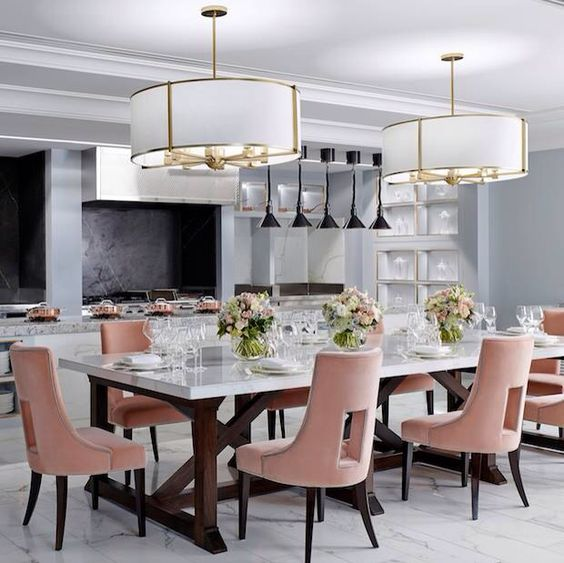 Formas para decorar tu comedor | Tendencias en decoración 2018