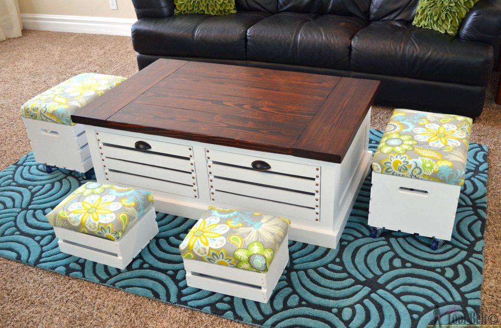 ideas para reciclar cajas de madera y decorar con ellas