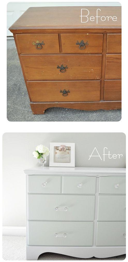 Ideas para renovar nuestros muebles 43 decoracion de for Idea interior muebles