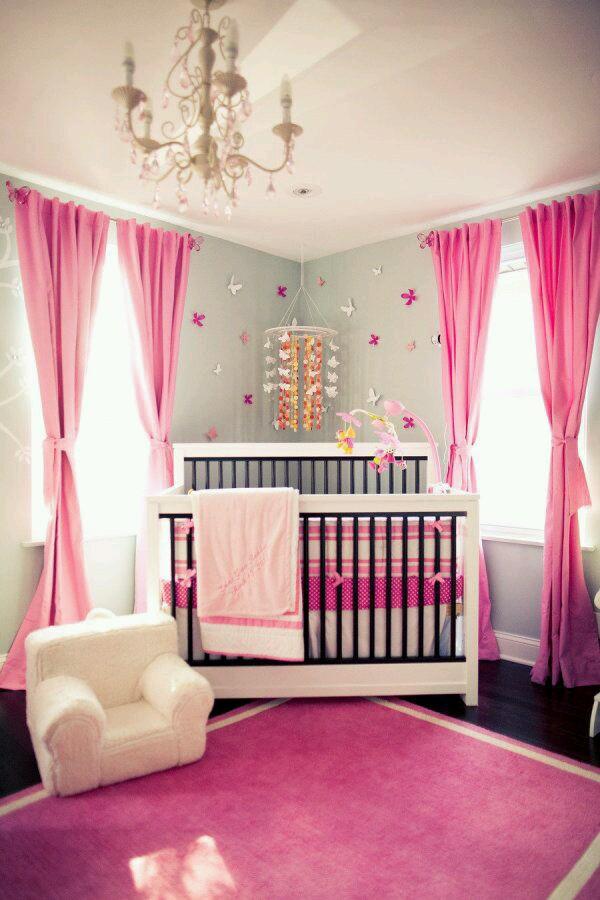 Decoracion Para Habitacion De Bebes. Best Cortinas Para Infantiles ...