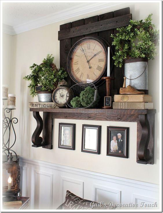 Agrega relojes a la decoracion de tu hogar 6 curso de decoracion de interiores interiorismo - Relojes de decoracion ...