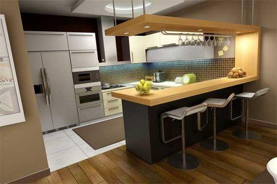 Decoracion de cocina en color amarillo (1)   Decoracion de ...