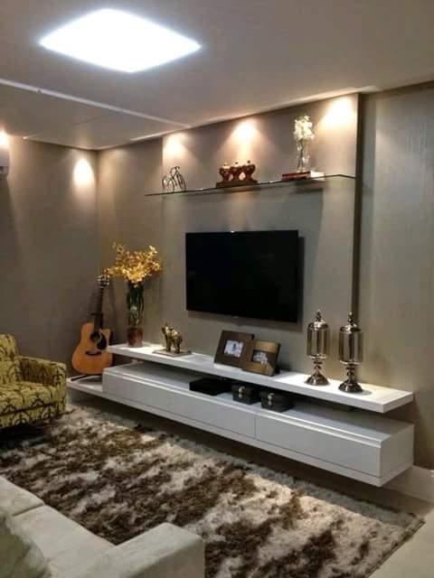 Decoracion de cuarto de tv (7)   Curso de Decoracion de interiores ...