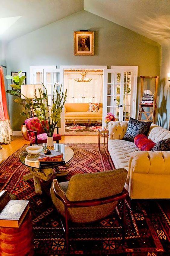 Decoracion de interiores estilo colonial 1 decoracion - Decoracion estilo colonial ...