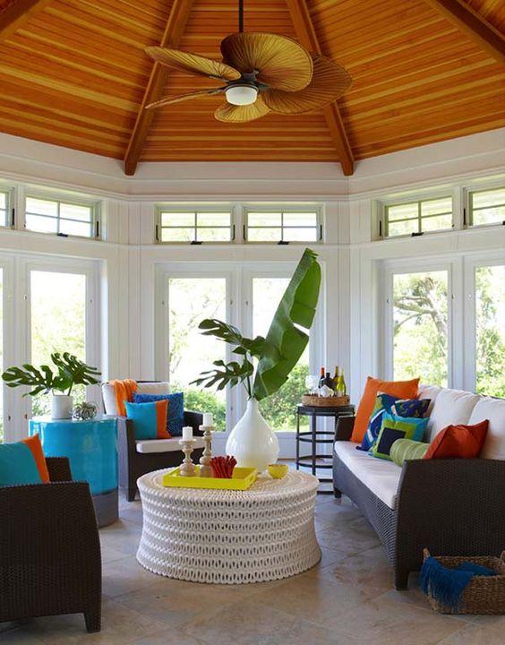 Decoracion de interiores estilo colonial 35 decoracion - Decoracion estilo colonial ...
