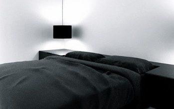Decoracion de recamaras en color negro