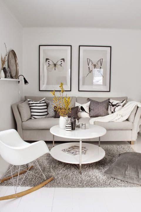 Interiores minimalistas casas pequeñas