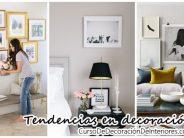 45 Tendencias en decoración de interiores