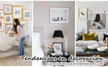 tendencias en decoracin de interiores