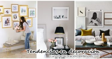 45 Tendencias en decoración de interiores