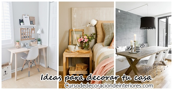 Alternativas para decorar tu casa decoracion de for Decoracion alternativa interiores