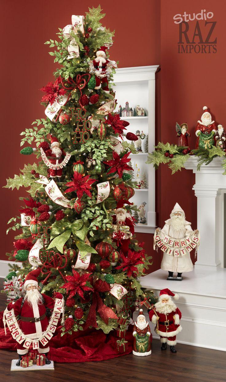 arboles de navidad u