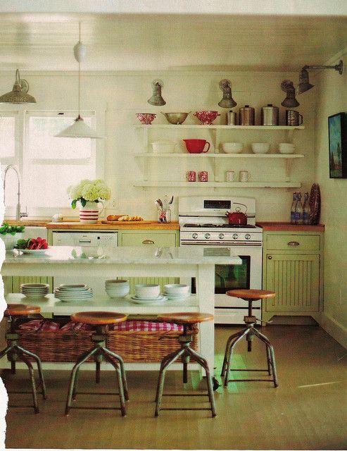 Decoracion de cocinas tradicionales 35 decoracion de for Cocinas tradicionales