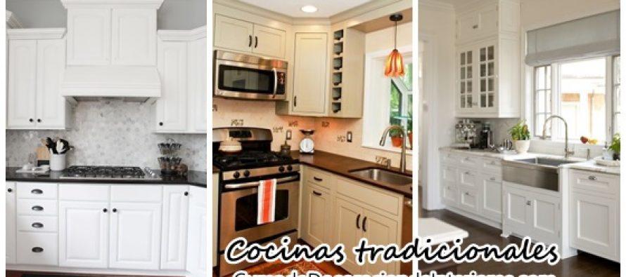 Decoraci n de cocinas tradicionales decoracion de for Cocinas tradicionales