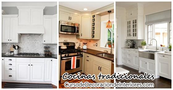 Decoraci n de cocinas tradicionales decoracion de for Como decorar mi cocina integral