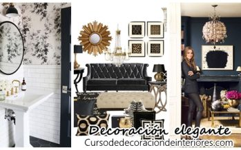 Decoracion elegante para tu casa