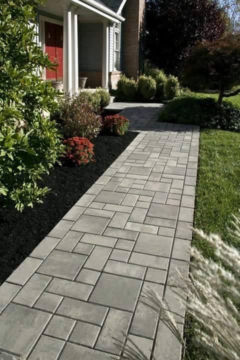 Ideas para decorar con piedras el patio de tu casa 12 for Como decorar el patio de tu casa