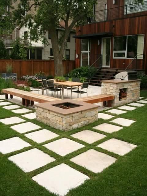 Ideas Para Decorar Con Piedras El Patio De Tu Casa 15 Curso De
