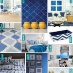 Ideas para decorar por color