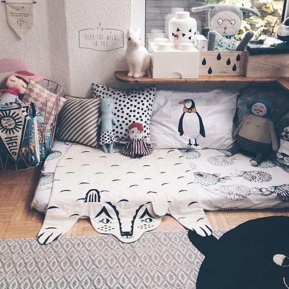 Alfombras y tapetes para habitaciones infantiles 21 for Alfombras y tapetes