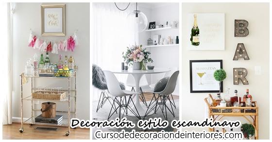 Decoracion de salas de estar archivos decoracion de - Casas estilo escandinavo ...