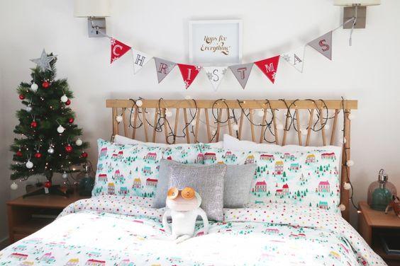 Decora tu habitacion en navidad con estas ideas 24 for Decora tu habitacion online
