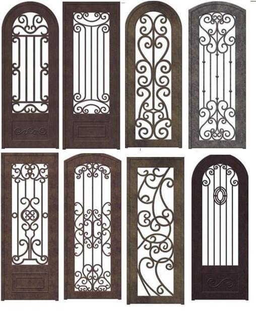 Disenos de puertas para exteriores 11 decoracion de for Disenos de puertas exteriores