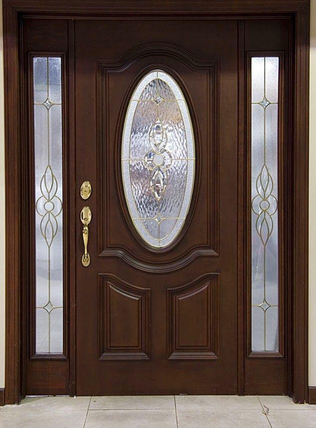 Disenos de puertas para exteriores 20 decoracion de for Puertas principales modernas 2016