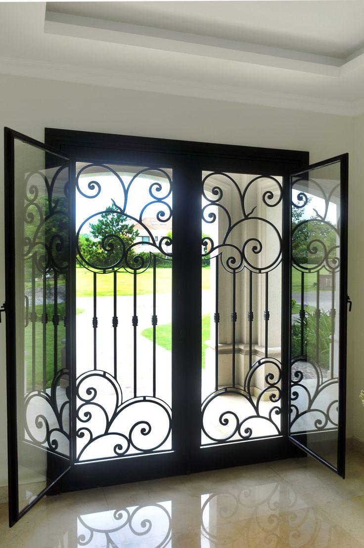 Disenos de puertas para exteriores 5 decoracion de for Puertas de metal para interiores