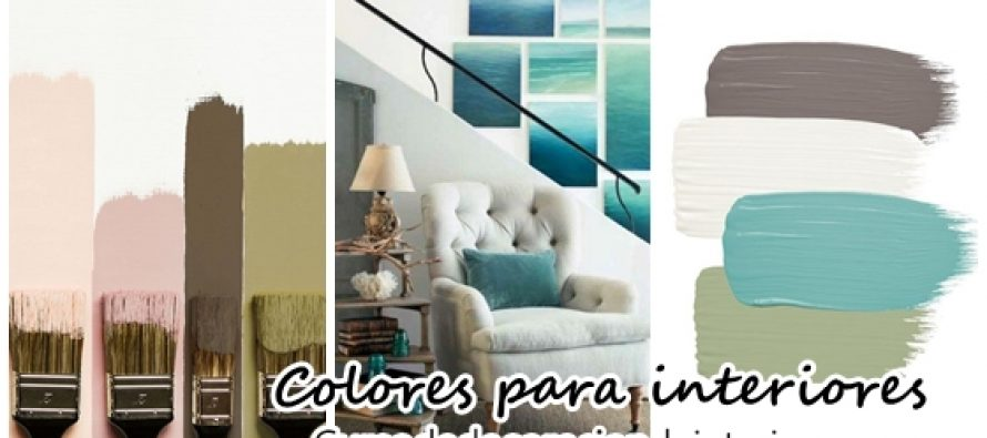 colores en decoracion de interiores