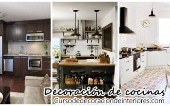 Ideas de decoración para tu cocina