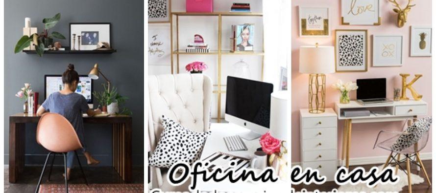 Ideas para adaptar oficina en casa