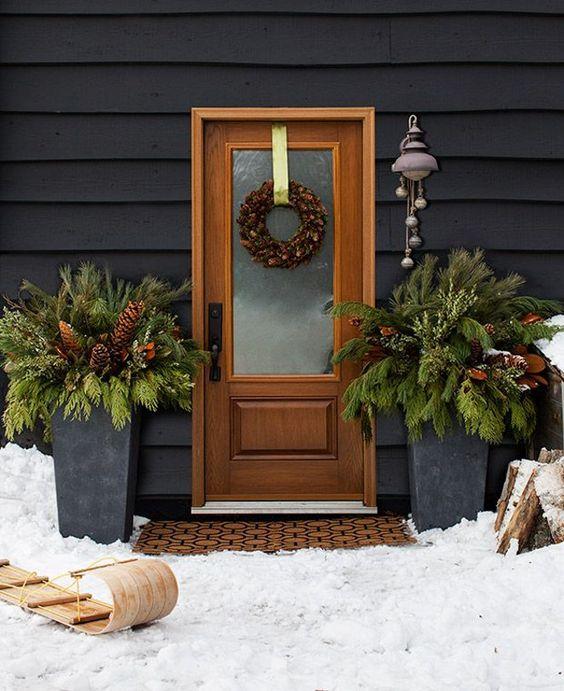 ideas para decorar una entrada de casa