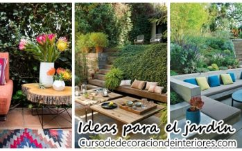 Ideas para un jardín mágico