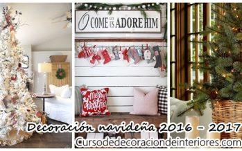 Opciones para decorar tu casa esta navidad 2016