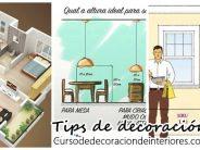 Planos para mejorar la decoración de tu hogar