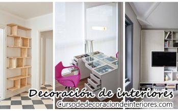 Proyectos de decoración de interiores ¡Deberías intentarlos!