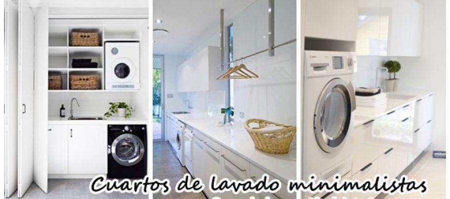 Estilo Minimalista Decoracion Interiores ~ de cuartos de lavado estilo minimalista  Decoracion de interiores