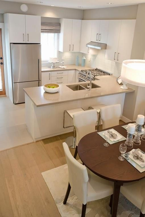 Asombroso Cocina Pequeña Galera Diseño Reino Unido Molde - Ideas ...