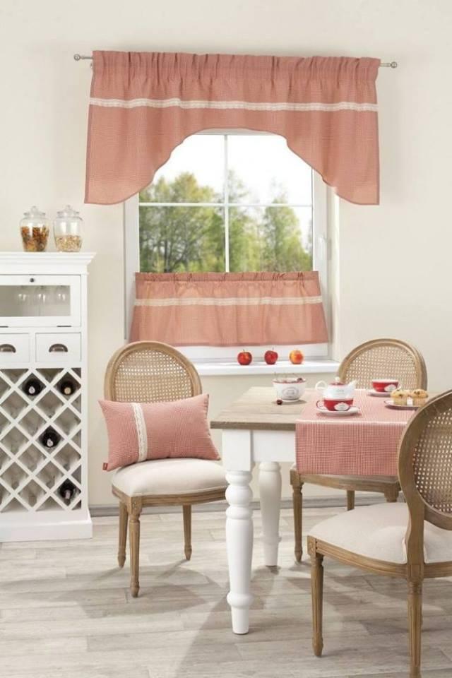 3 dise os para decideas para decoracion de cocinas for Disenos de cortinas para cocina