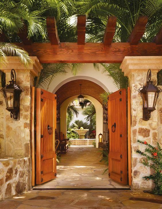 Fachadas rusticas para tu casa 8 decoracion de - Fachadas rusticas castellanas ...