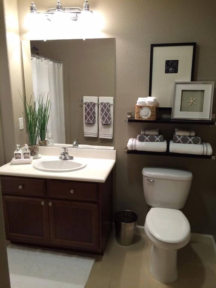 Hermosas ideas para decorar tu bano moderno y elegante 1 - Ideas para decorar un bano ...