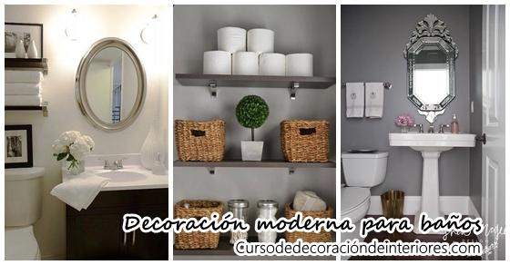Decorar Un Baño Facil:Hermosas-ideas-para-decorar-tu-baño-moderno-y-elegante-24jpg
