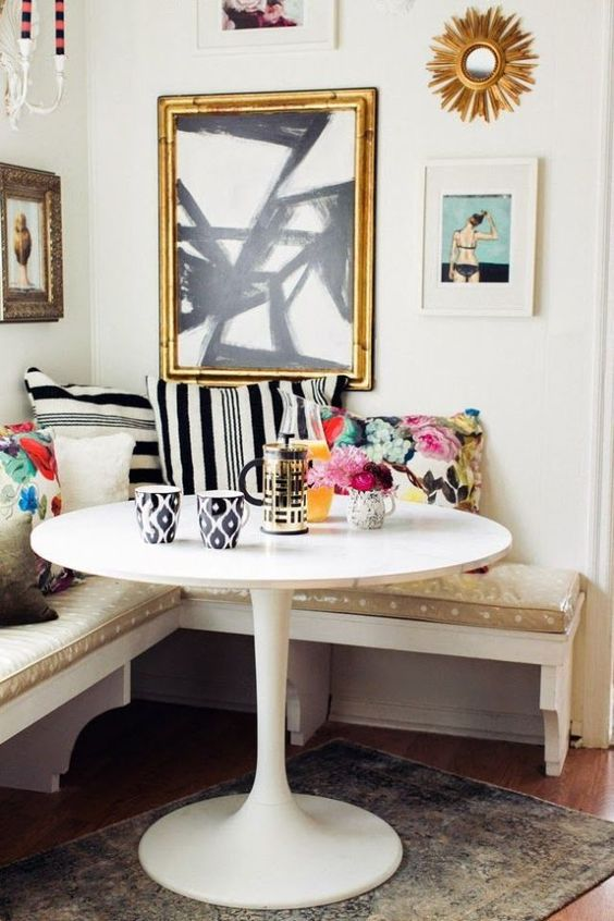 ideas-para-decorar-un-comedor-pequeno-16 | Curso de Decoracion de ...