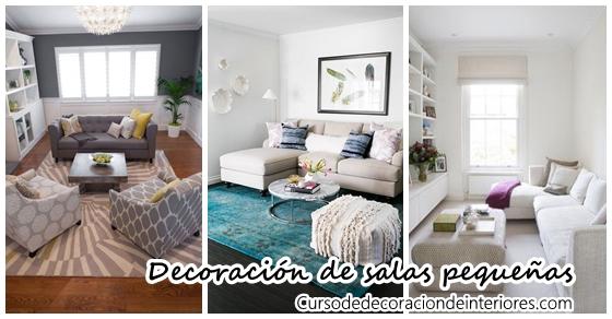 Ideas para decorar una sala pequena 41 decoracion de - Ideas para decorar una casa pequena ...