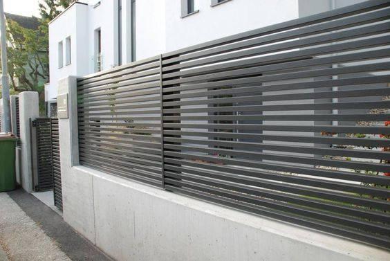 Ideas para poner vallas de madera en tu casa 1 - Vallas para casas ...