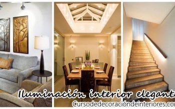 Proyectos de iluminacion para acabados elegantes