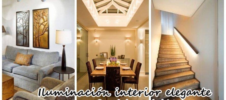 Proyectos de iluminacion para acabados elegantes - Proyectos de iluminacion interior ...