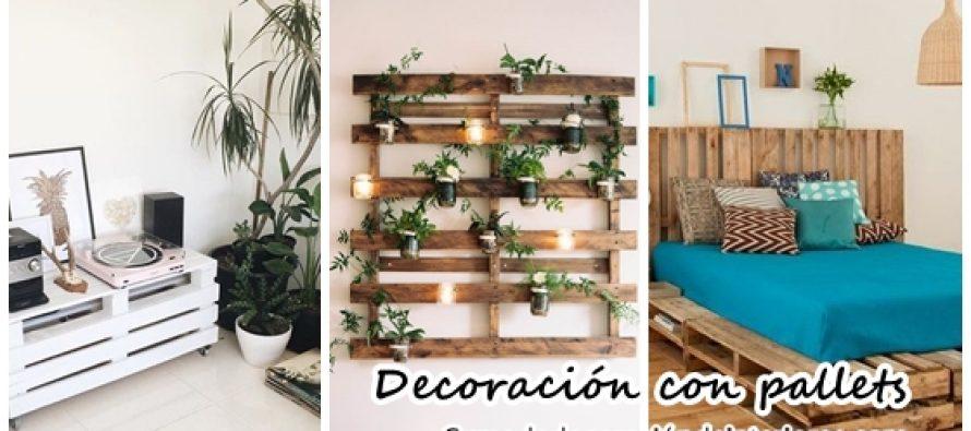 decoraci n con pallets decoracion de interiores